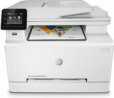 HP LaserJet Pro M281FDW Wireless Wi-Fi Colour Printer (White) • 199.99£