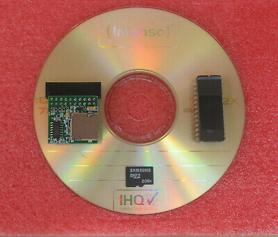 Acorn Bbc Micro Model B Master 128 Mmc Type Solid State Disk Drive + Sd Card • 15.95£