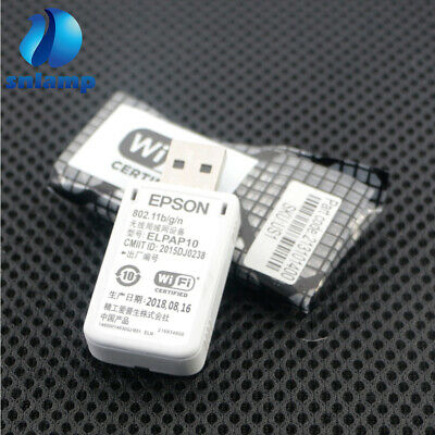 Wireless LAN Card EPSON ELPAP10 USB Wi-Fi Adapter For EPSON Projector • 52.88£