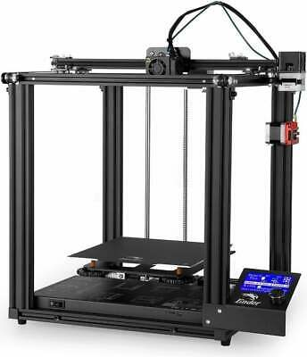 Creality 3D Ender-5 Pro 3D Printer Silent Board, Magnetic Bed, Resume Print, UK  • 499.99£