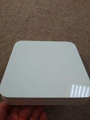 Apple AirPort Extreme Wireless N Router (A1408), Boxed, Excellent Condition • 20.02£