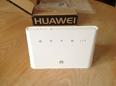 Huawei B310s-22 4G Mobile LTE Broadband WiFi Router - Unlocked • 32.11£