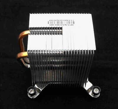 HP Compaq For 6000 6005 Pro SFF 8000 8100 Elite - Heatsink Cooler 577493-001 • 7.95£