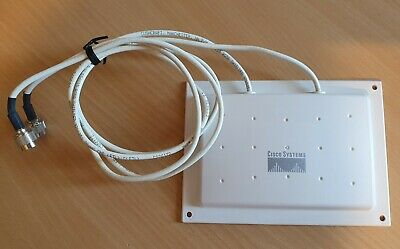 Cisco Aironet 2.4GHz Diversity Patch Antenna AIR-ANT2012 • 28.99£