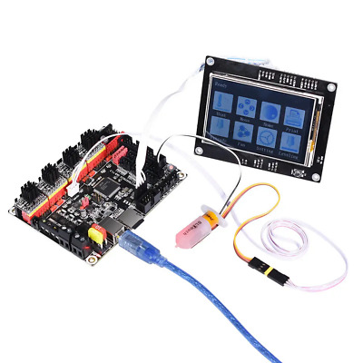 SKR V1.3 Control Board 32-Bit ARM CPU Smoothieboard Mainboard For 3D Printers UK • 29.99£