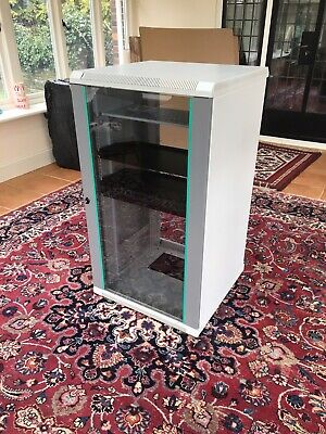 1.08m High Rack Cabinet - Very Good Condition • 50£