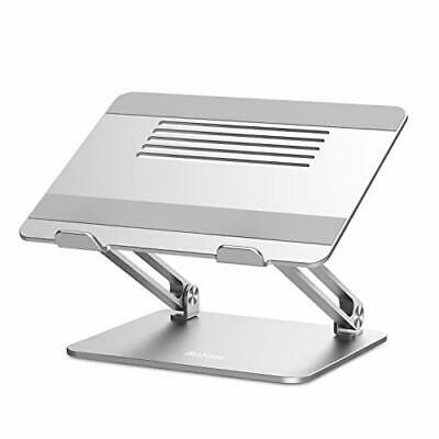 BoYata Laptop Stand, Multi-Angle Laptop Riser With Heat-Vent, Adjustable • 53.99£
