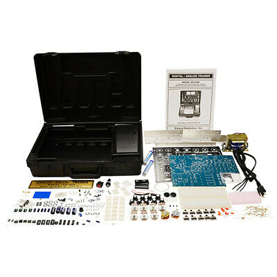 Digital/Analog Variable Power Supply Trainer Kit, No Tools • 106.21£