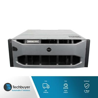 Dell Equallogic Ps6100 24 X Lff 2x Psu Storage Array Enclosure • 150£