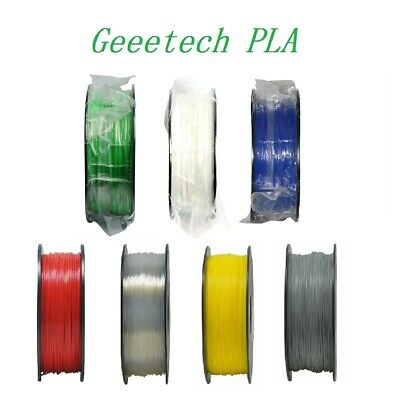Geeetech 1.75mm 1kg Filament PLA For 3D Printer Black / White / Green • 19.99£
