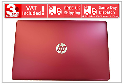 HP 250 G6 15-B 15-BS 15-BW 15T-B  15G-BR 15Q-B Series Top Lid Rear Back Cover  • 31.95£