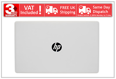 HP 250 G6 15-B 15-BS 15-BW 15T-B  15G-BR 15Q-B Series Top Lid Rear Back Cover  • 33.99£
