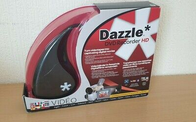 Dazzle DVD Recorder HD Video Capture Device VHS To DVD Converter • 49.99£