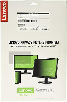 NEW Lenovo Thinkpad X250 X260 X280 12.5  Widescreen 3M Privacy Filter 0A61770 UK • 16.80£