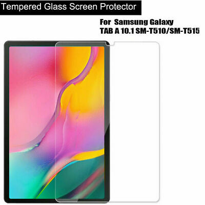 Tempered Glass Screen Protector For Samsung Galaxy Tab A 10.1  T515/T510 2019 • 3.85£
