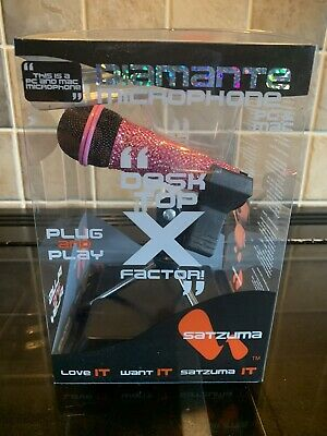 Pc Microphone And Stand • 10£