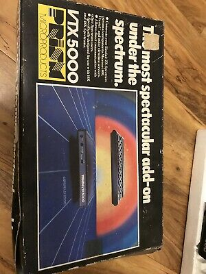 Sinclair Spectrum Zx And Add Ons • 40£