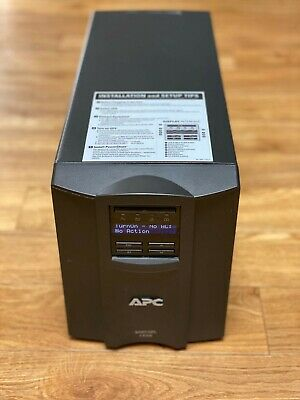 APC Smart-UPS Battery  (1000 VA) - Line Interactive - Tower (SUA1000I) UPS • 100£