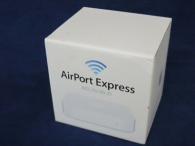 Apple AirPort Express Wireless Router 2nd Generation (A1392)  • 25£