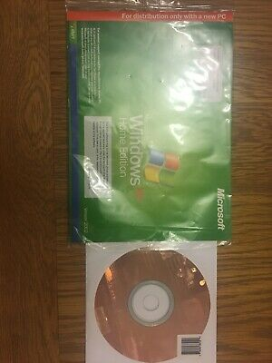 Windows XP Home DVD Including Licence Key • 13.16£