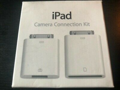 APPLE IPAD CAMERA CONNECTION KIT - Used Once • 3.20£