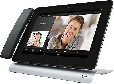 Gigaset Maxwell 10 10-Inch Touchscreen Desktop IP Phone With Android OS • 270£
