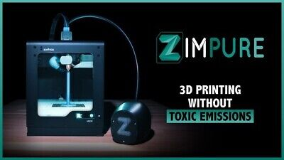 Zimpure 2 3D Printer Air Purifier Suction And Filtration System With Extras • 150£
