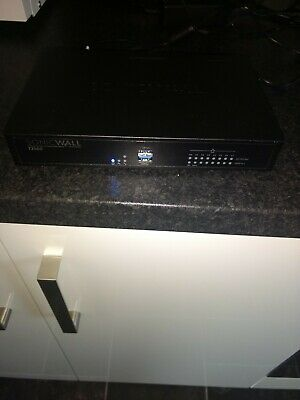 Sonicwall TZ500 Security Appliance Hardware Firewall - USED • 180£