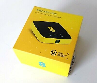 EE 4GEE Wifi Mini, Mobile Broadband Hotspot • 34.99£