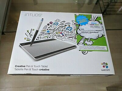 WACOM Intuos Creative Pen And Touch Tablet CTH-480 • 19.99£