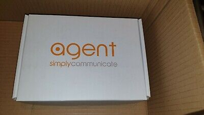 NEW Genuine Official Agent 500 Monaural Voice Tube Headset Call Centre Headset • 24£