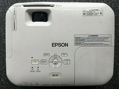 Epson Eb-s11 Projector With Remote Fully Working • 50£