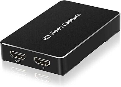 Linkstable HDMI Game Recorder Box / Game Capture  • 19.99£