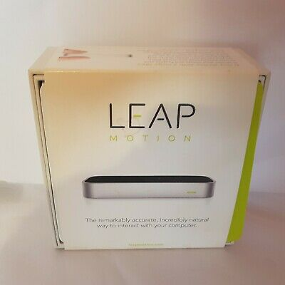 LEAP Motion Computer Controller - Boxed • 20£