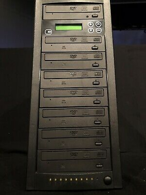 DVD/CD 1 To 7  Duplication Tower • 170£