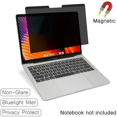 SenseAGE Magnetic Privacy Screen Filter For MacBook Pro/Air 12/13.3/15.4/16 Inch • 42.99£