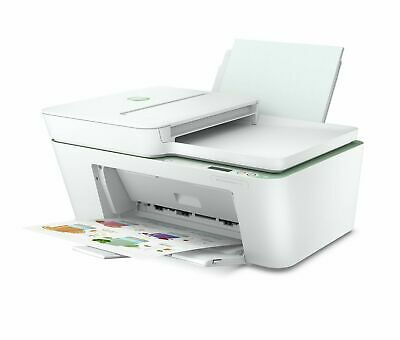 New HP Deskjet Plus 4122 Wireless Printer-GT204. • 48.99£