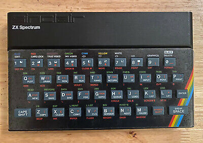 Issue 1 ZX Spectrum 16k Rare And Mint Condition • 350£