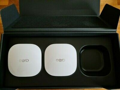 Amazon Eero Mesh Wi-Fi System **2 PACK ONLY**BRAND NEW IN BOX** • 149£