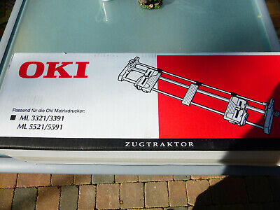 Genuine Brand New OKI Pull Tractor For ML3321 And ML3391 (0900269) • 40£