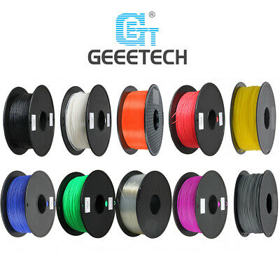 Geeetech PLA PETG Filament Silk PLA Rainbow Various Colors  For 3D Printer • 16.99£