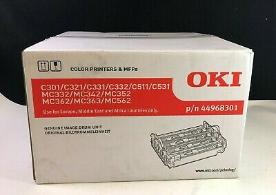 Oki Genuine 44968301 Image Drum Unit !! NEW !! • 99.99£