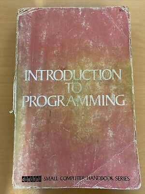 Digital: Introduction To Programming 1968 Ed. (PDP/8 Family Computers) • 80£