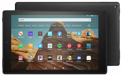 Amazon Fire HD 10 (9th Generation) 32GB, Wi-Fi, 10.1in - Black With Special • 132.99£