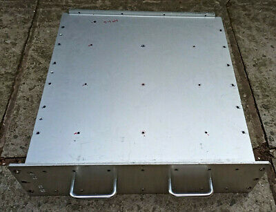19  Rack Electrical Enclosure Box In Aluminium Server Cabinet Panel Can Ship • 55£