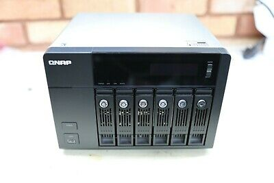 QNAP Network Attached Storage, 6 Disk NAS Model TS-659 Pro, 6 X 1.5TB HDD's -9TB • 350£