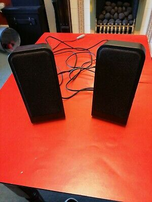 Tesco USB Speakers (wired)  • 0.99£