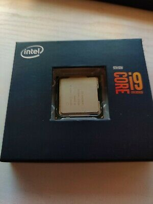 Intel Core I9-9900K 5.00GHz Processor • 330£