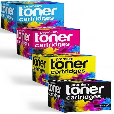 4x Toner TN247 For Brother HL-L3210CW HL-L3230CDW HL-L3270CDW MFC-L3710CW • 38.99£