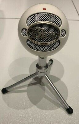 Blue Snowball Ice Sub Microphone Hardly Used • 10£